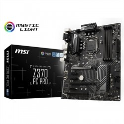 MSI Placa Base Z370 PC PRO ATX LGA1151