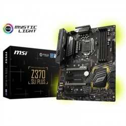 MSI Placa Base Z370 SLI PLUS ATX LGA1151