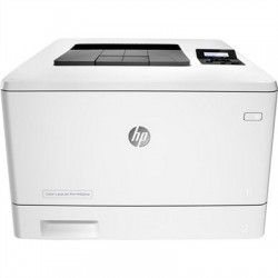 HP Impresora Color LaserJet Pro M452nw Wifi Red