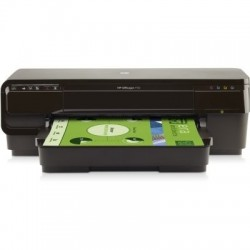 HP Impresora Color Officejet 7110 WF A3 Duplex Red