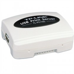 TP-LINK TL-PS110U Print Server Ethernet USB