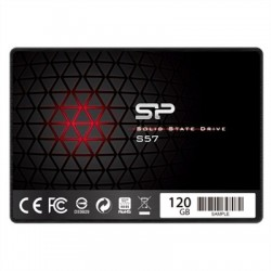 "SP S57 SSD 120GB 2.5"" 7mm Sata3"