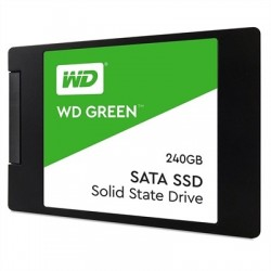Western Digital WDS240G2G0A  SSD 240GB SATA3 Green