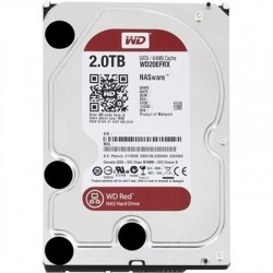 Western Digital WD20EFRX 2TB SATA3 64MB Red
