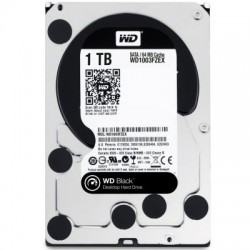 Western Digital WD1003FZEX 1TB SATA3 64MB Black