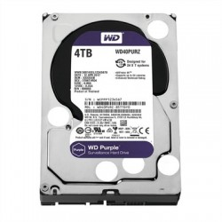Western Digital WD40PURZ 4TB SATA3 64MB Purple