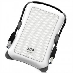 "SP HD A30 1TB 2.5"" USB 3.0 Blanco"