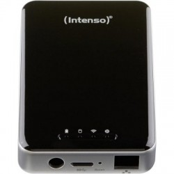 "Intenso HD 6025860 1TB 2.5"" USB 3.0 Wifi Negro"