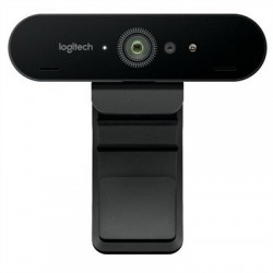 Logitech BRIO Cámara Web 4K Ultra HD con RightLigh