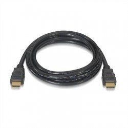 CABLE HDMI V2.0 4K@60Hz 18Gbps A/M-A/M NEGRO 1,5m