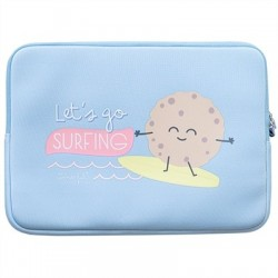 "MR Wonderful Funda Portatil 13.3"" Surfing"