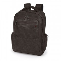 "Gabol Mochila 15,6"" Marron Civic"