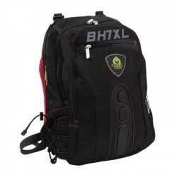 "Keep Out  BK7RXL  Mochila 17"" Gaming Red"