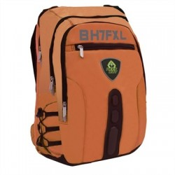 "KEEP OUT BK7FOXL Mochila 17""  Full Gaming  Orange"